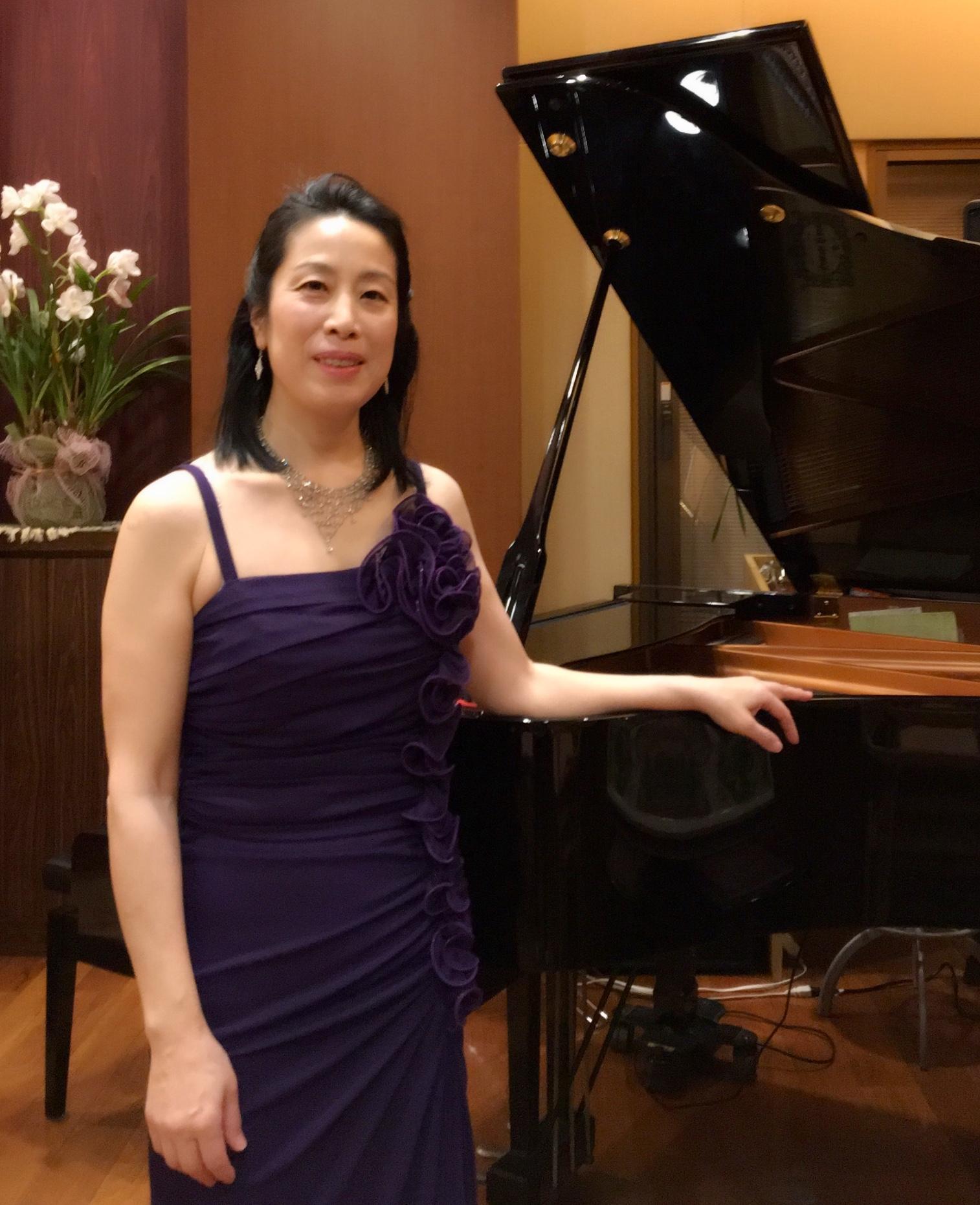ピアノ・コンサート「ミュージック・ガーデン第84回