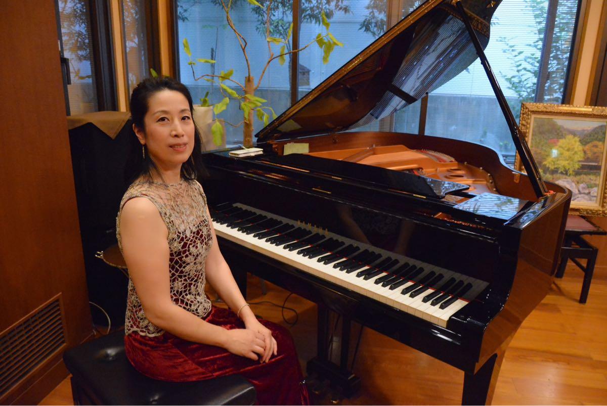 ピアノ・コンサート「ミュージック・ガーデン第85回