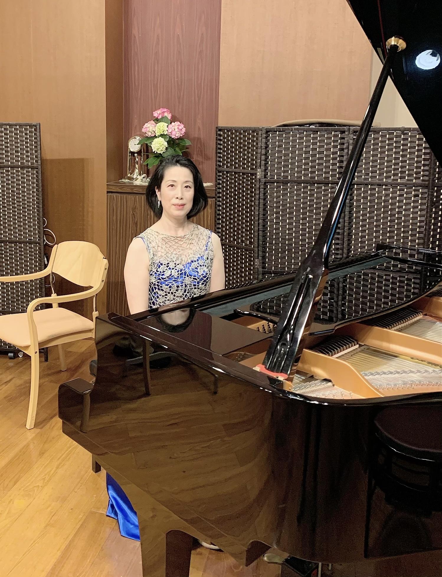 ピアノ・コンサート「ミュージック・ガーデン」第96回
